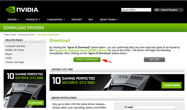 Cara Update Driver NVIDIA High Definition Audio Langsung