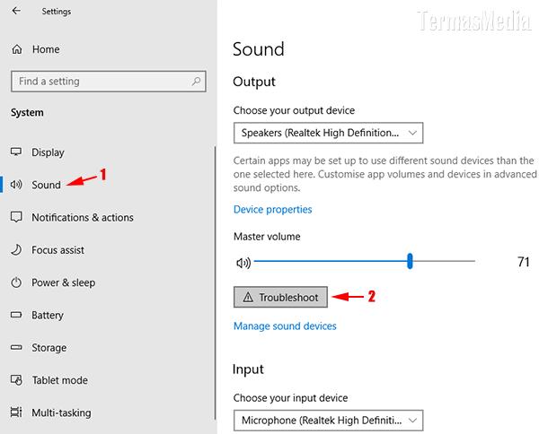 Memperbaiki Masalah Audio (Tidak Ada Suara) Di Windows