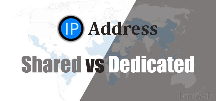 Shared Vs Dedicated IP Address