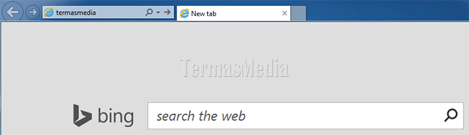Mengganti mesin telusur (search engine) di Internet Explorer
