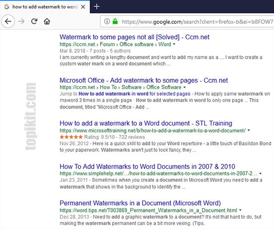Cara Menampilkan Hasil Pencarian Mesin Telusur Dari Situs Dengan Domain Tertentu