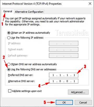 Cara mengaktifkan DNS-over-HTTPS di browser Google Chrome