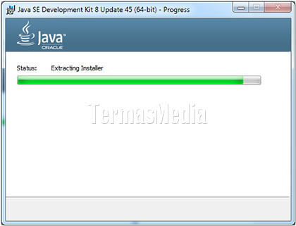 Instalasi dan konfigurasi Java di Windows