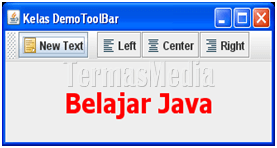 Membuat toolbar di Java