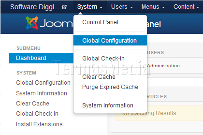 Cara Membuat Website Joomla 3.1 Offline