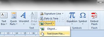 Menggabungkan banyak dokumen Word menjadi satu dokumen