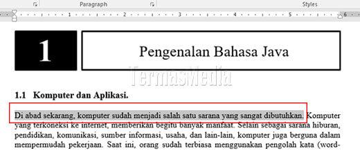 Cara Menyalin Banyak Seleksi Teks Di Dokumen Microsoft Word