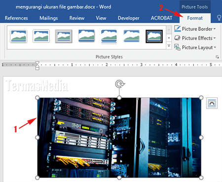 Cara Mengurangi Ukuran (Kompres) File Gambar Langsung Di ...