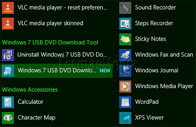Membuat bootable USB flash drive untuk sistem operasi Windows