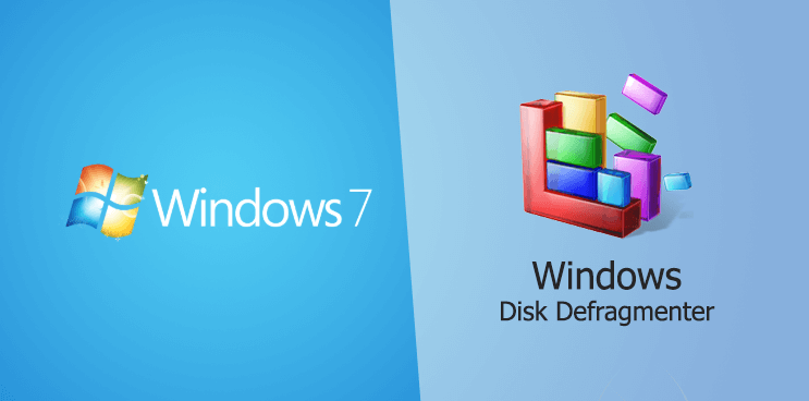 Cara defrag disk drive di Windows 7