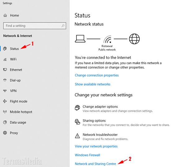 2 Cara Melihat Atau Mengetahui Password Wi Fi Yang Tersimpan Di Windows 10