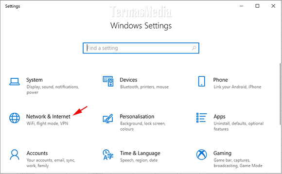 3 Cara Mengaktifkan Atau Menonaktifkan Fitur Flight Mode Di Windows 10