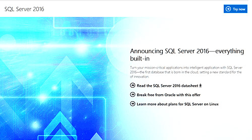 Database Microsoft SQL Server